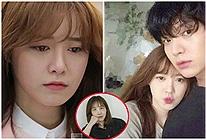 Thất vọng: Goo Hye Sun ngầm tiết lộ bị chồng trẻ