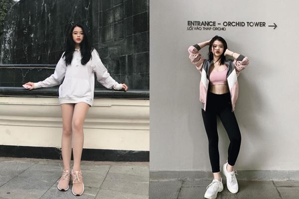 """Dậy thì """"trổ"""" body cực """"mạnh"""": Linh Ka từ cuồng áo giấu quần, nay chuyển sang nghiện croptop"""