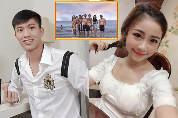 """""""Bơ đẹp"""" Ngọc Nữ, Phan Văn Đức lập nick mới thả tim hot girl cực xinh ở Nghệ An, được gia đình """"bạn gái mới"""" gọi là """"rể"""""""