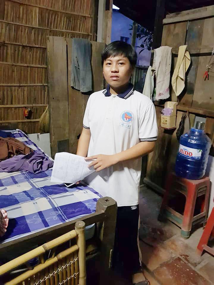 Ảnh 1: Đậu trường y mà không có tiền nhập học - We25.vn