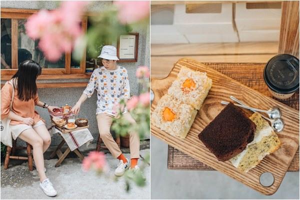 Xuất hiện góc sống ảo siêu xinh như Hàn Quốc tại nơi hẻm quán nước ép và tiệm bánh mới toanh ở Hà Nội