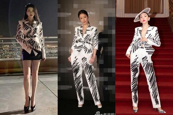 """Dù ít tuổi nhất, nhưng """"Em gái quốc dân"""" IU vẫn dư sức chặt đẹp dàn sao Châu Á khi diện chung một set đồ"""
