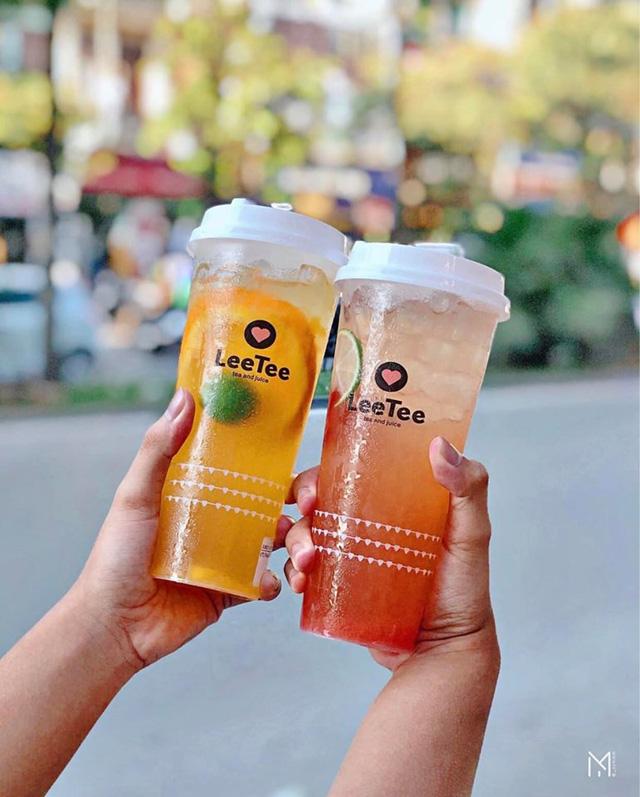 Ảnh 5: Thương hiệu trà sữa nổi tiếng - We25.vn