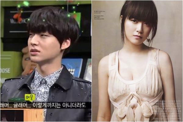 """Ly hôn vì chê vòng một của Goo Hye Sun không còn hấp dẫn, Ahn Jae Hyun bị đào mộ lại phát ngôn """"khiếm nhã"""" về ngực phụ nữ"""