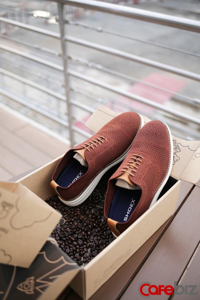 Ảnh 2: Startup giày ShoeX - We25.vn