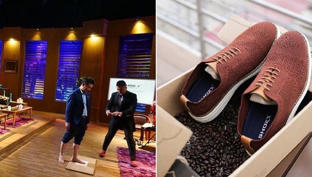Startup giày ShoeX gọi được 4 tỷ đồng từ Shark Tank: Làm giày từ bã cà phê, chai nhựa mà khử mùi, kháng khuẩn, chặn tia UV, không thấm nước