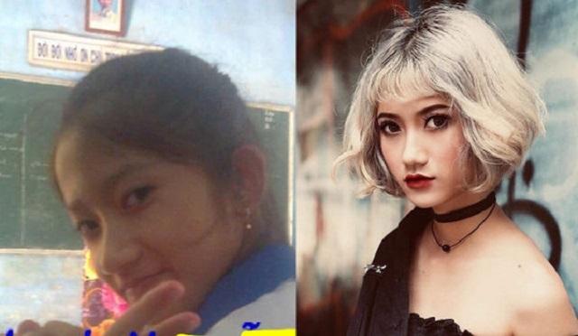 Màn dậy thì ngoạn mục của nữ sinh Quảng Ngãi: Cô bé da ngăm đen trở thành mẫu ảnh vòng eo 58