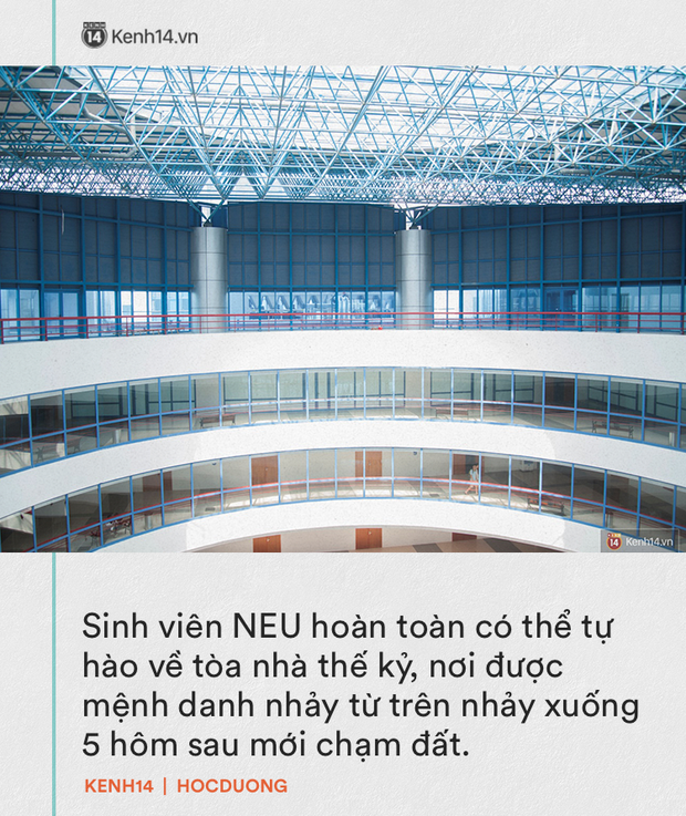 Ảnh 10: 15 điều bí mất về Đại học Kinh tế Quốc dân - We25.vn