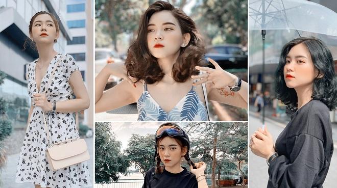 Nữ sinh ĐH Thăng Long thành công trong kinh doanh online với nhan sắc ngang tầm hot girl
