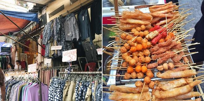 Có sinh viên nào học ở Hà Nội mà không biết đến chợ Nhà Xanh - Khu chợ siêu rẻ, siêu to và cực xô bồ