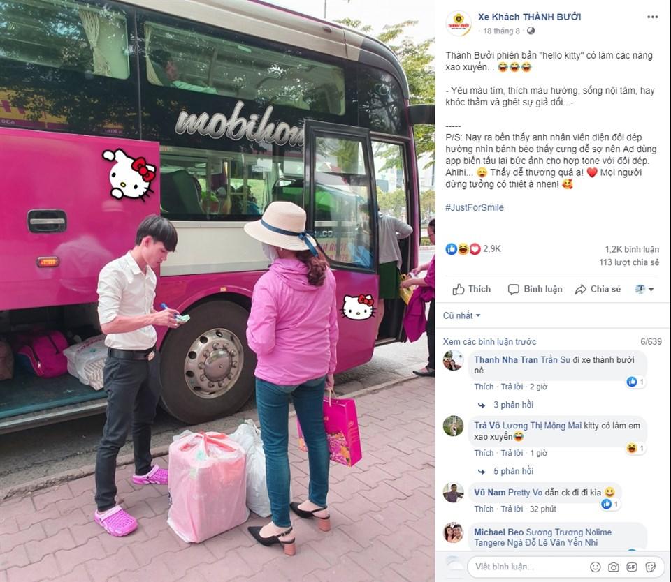 Thực Hư Việc Xuất Hiện Loạt Xe Bus đà Lạt Phiên Bản Hello