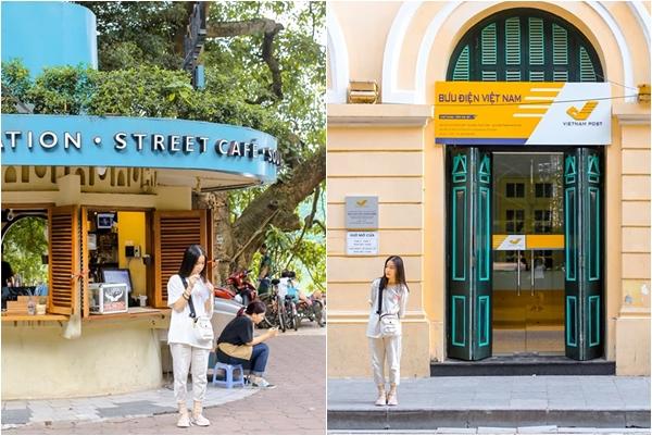 Rủ nhau check-in ở 36 góc phố Hà Nội những ngày chớm thu trong trẻo lạ thường