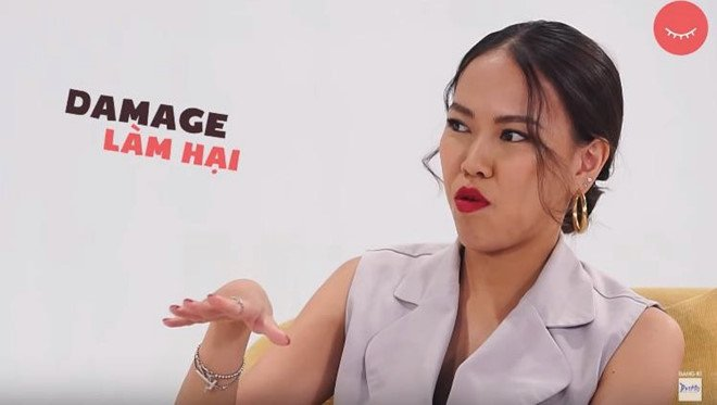 """Sau """"Có healthy không? Có balance không?"""", CĐM tiếp tục xoắn não với cô gái nói """"nửa Tây nửa ta"""" khi tham gia show Việt"""