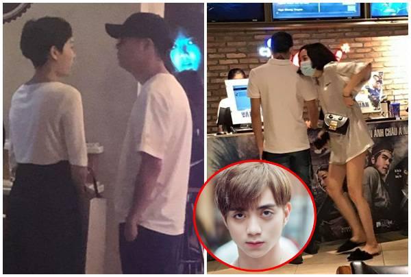 Lộ ảnh đi xem phim với Bùi Anh Tuấn, Hiền Hồ bị nghi thuê người chụp lén như Soobin Hoàng Sơn năm xưa?