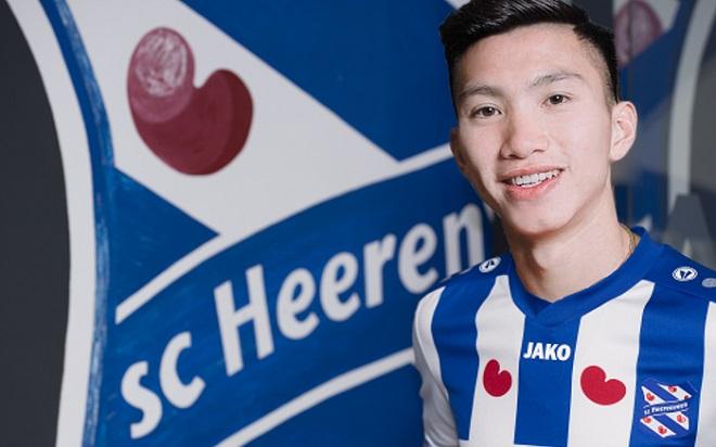 Cả đội đi Thái Lan nhưng Văn Hậu sang Hà Lan ký hợp đồng, hưởng lương cao nhất lịch sử bóng đá Việt Nam