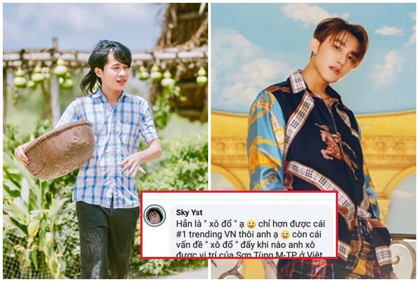 """""""Sóng gió"""" chính thức xô đổ kỷ lục của """"Hãy trao cho anh"""", Jack nhăm nhe vị trí số 1 showbiz Việt?"""