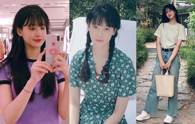 """Soi gu ăn mặc của """"tiểu tam tin đồn"""" đòi kiện Goo Hye Sun: Hơn 30 vẫn thích """"cưa sừng làm nghé"""""""