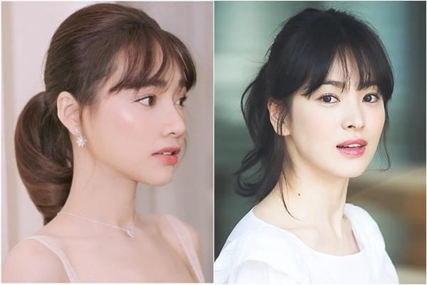 """Nhã Phương được ví như """"Song Hye Kyo phiên bản Việt"""" nhưng chuyện hôn nhân thì hạnh phúc hơn nhiều"""