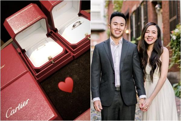 Bạn gái cũ của JVevermind bất ngờ khoe nhẫn cưới nghìn đô, nghía sang ảnh cưới còn hoành tráng hơn nhiều