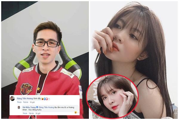 """ViruSs bất ngờ """"thả thính"""" hot girl streamer Trang Banana sau khi Ngân ST ẩn ý đã quay lại?"""