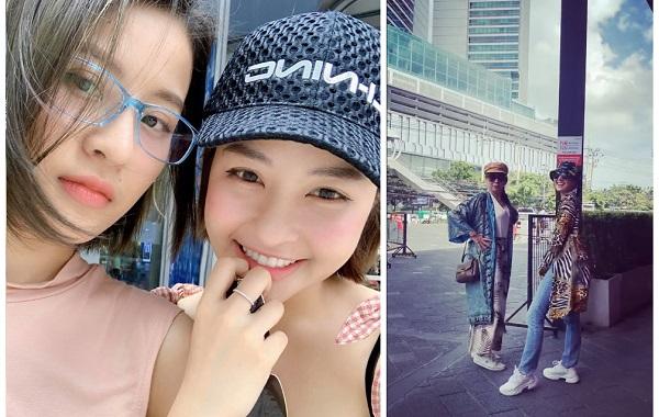 """Đăng clip du lịch cùng mẹ và chị gái, Trâm Anh khiến dân mạng chợt nhận ra """"lâu lắm rồi cô ấy mới cười"""""""