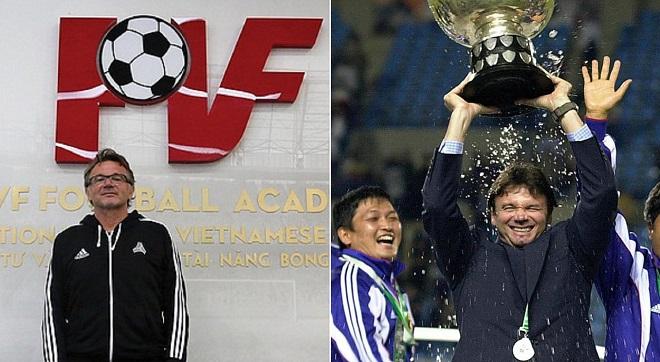 """Bóng đá Việt Nam chơi lớn, bổ nhiệm cựu HLV trưởng của Nhật Bản làm """"truyền trưởng"""" U18 Việt Nam"""