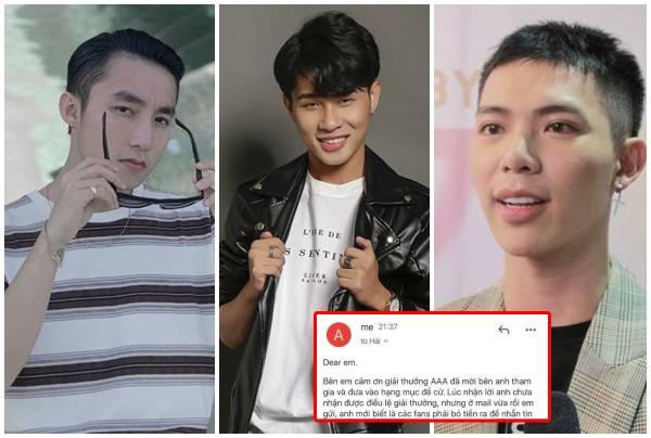 """Lý do Sơn Tùng và loạt sao Việt rút khỏi giải AAA 2019 để """"nhường"""" Jack lên ngôi?"""
