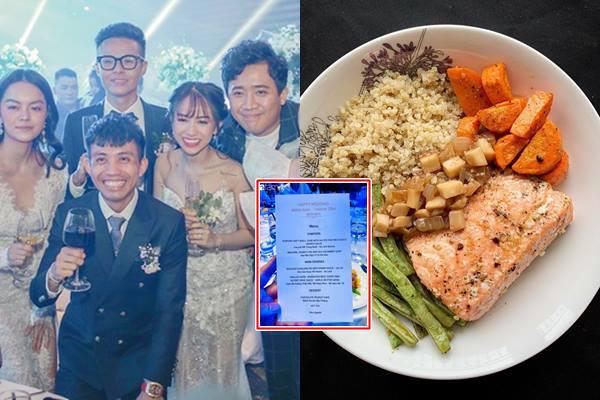 """Mời toàn sao """"khủng"""", tiệc đám cưới con gái Minh Nhựa lại chiêu đãi món ăn """"bình dân"""" này"""