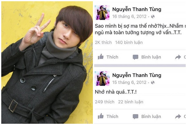 """Đến hẹn lại lên, CĐM tìm ra status thời trẻ trâu sợ ma, thích """"cà khịa"""" của Sơn Tùng M-TP"""