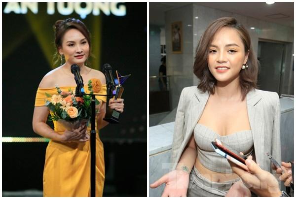 """Góc kèn cựa: Bảo Thanh giành giải nữ diễn viên ấn tượng, Thu Quỳnh """"bằng mặt không bằng lòng""""?"""