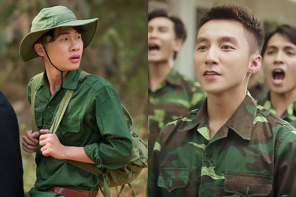 """Cùng mặc """"quân phục"""", Sơn Tùng và Jack khiến fans tranh cãi nảy lửa xem """"Ai đẹp hơn?"""""""