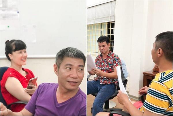 Hơn 4 tháng nữa mới đến Tết, nhưng NS Vân Dung đã hé lộ hậu trường Táo Quân 2020?