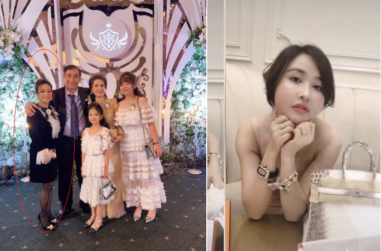 """Dân mạng """"soi"""" loạt khoảnh khắc cho thấy bố mẹ Minh Nhựa """"cưng"""" vợ đầu, xa lánh vợ 2 - Mina Phạm"""