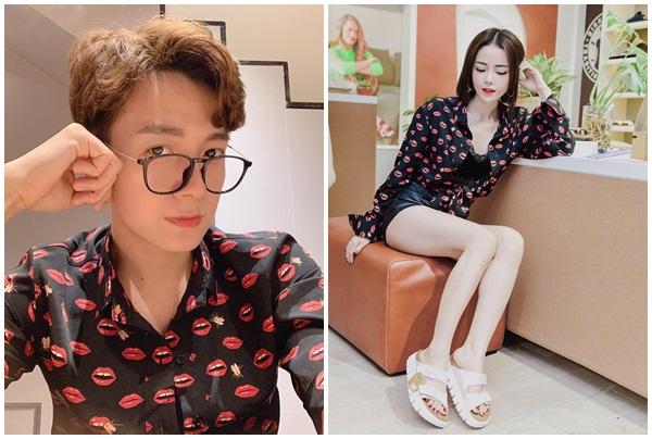 Ngô Kiến Huy bị tung bằng chứng hẹn hò nữ ca sĩ gợi cảm sau khi chia tay Khổng Tú Quỳnh