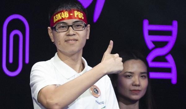 Quán quân Đường lên đỉnh Olympia 2019 khẳng định nhất định trở về sống và làm việc tại Việt Nam