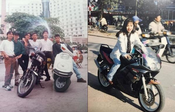 """Loạt ảnh nam thanh nữ tú """"bao ngầu"""" thuộc hàng rich kid Hà Thành những năm giữa thập niên 90 khiến dân tình """"trầm trồ"""""""