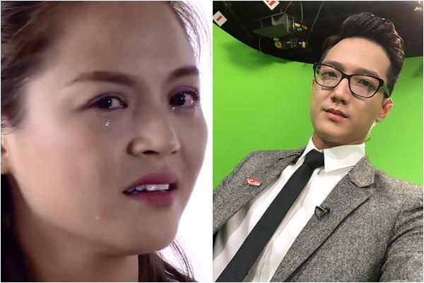 Thu Quỳnh bật khóc trên truyền hình kể lý do phải ký đơn ly hôn với chồng cũ