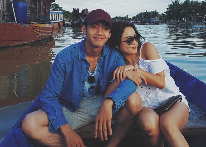"""Chia tay Thái Trinh, Quang Đăng nhắn nhủ: """"Sẽ có người đàn ông tốt hơn anh yêu em hết mình"""""""