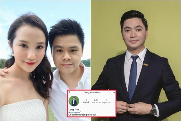 Tìm ra CEO 30 tuổi hẹn hò thân mật với tình cũ Phan Thành, anh chỉ follow một người duy nhất!