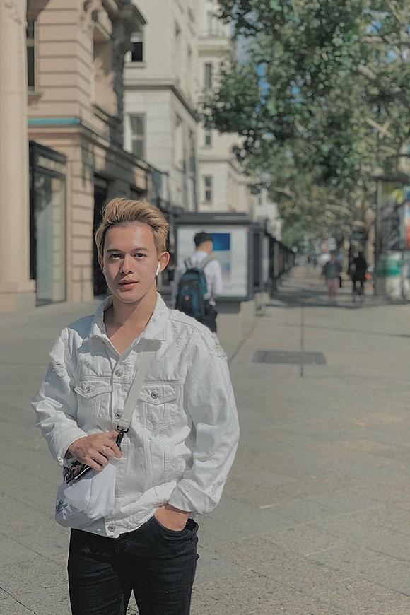 """Quang Anh lên tiếng giải thích vụ """"mặc áo đôi"""" với Bảo Hân, nhưng lại vô tình tiết lộ cách xưng hô đặc biệt"""