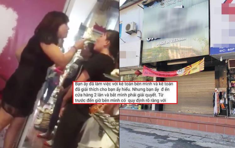 """Bị nhân viên tố quỵt lương, cô chủ shop đanh đá lên tiếng giãi bày: """"Bạn này có ý định gài mình để quay video bôi xấu"""""""