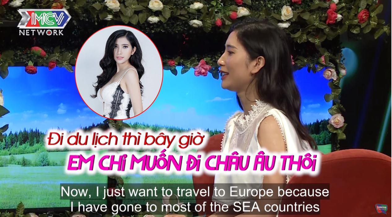 """Bạn muốn hẹn hò: Đòi du lịch Châu Âu vì """"Đông Nam Á em đi chán rồi"""", cô gái không ngờ gặp phải anh chàng """"lẻo mép"""""""