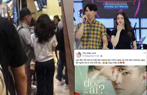 """Xem bằng chứng Will và Linh Ka sang Singapore hẹn hò, CĐM """"xỉa xói"""": """"Will thay bồ như thay áo, liệu được mấy ngày?"""""""