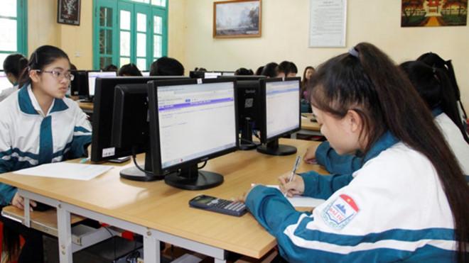 Bộ GD&ĐT trình phương án tổ chức thi THPT Quốc gia, dự kiến sau năm 2020 sẽ thi trên máy tính