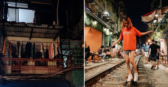 Bỏ 4 triệu đồng thuê 5 mét vuông nhà ọp ẹp xóm đường tàu Hà Nội để bán nước cũng hốt bạc