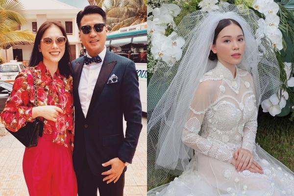 Vừa công khai tình cảm với thiếu gia Philip Nguyễn, Linh Rin lại gây hoang mang khi diện váy cưới: Phải chăng sắp có một đám cưới cổ tích nữa?