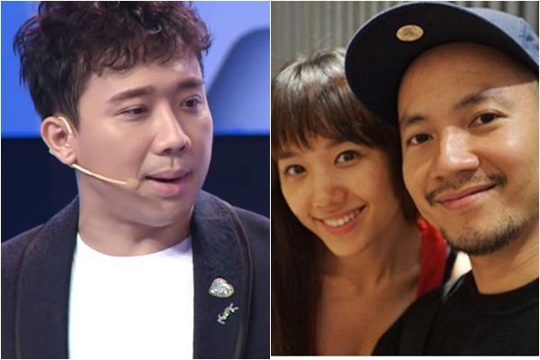 Trấn Thành bị bạn thân tiết lộ từng hẹn hò Hari Won 10 năm trước, khi vợ đang yêu Tiến Đạt?