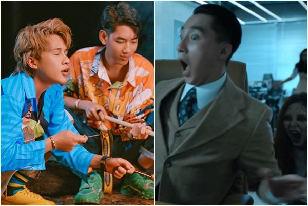 Jack vừa ra MV ma quái, Sơn Tùng hé lộ đóng phim kinh dị, chủ tịch đánh bại dàn zombie?