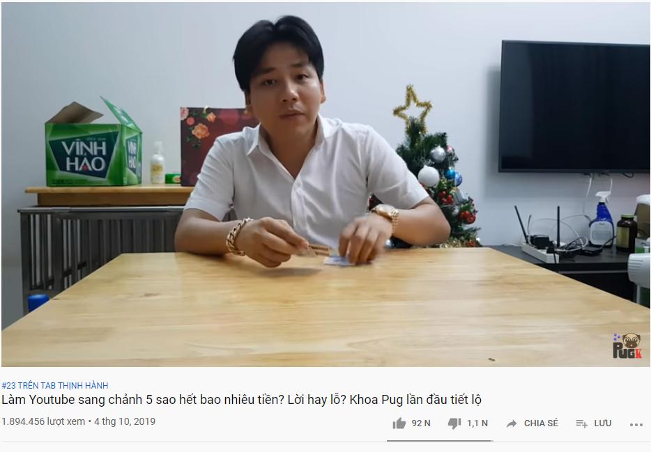 Bán nhà, chi 3 tỷ mỗi năm để làm Youtube về du lịch, Khoa Pug vẫn khẳng định: Mình làm chỉ vì... đam mê