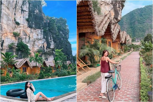 """Đứng ngồi không yên trước homestay """"tựa Núi view Sông"""" đẹp nhất nhì Ninh Bình"""